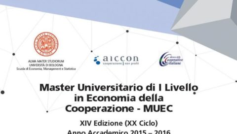 Master di I livello in Economia della Cooperazione-Muec