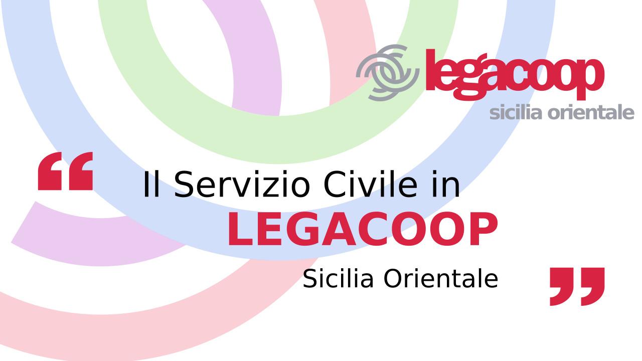 Pubblicate le graduatorie per il Servizio Civile Legacoop