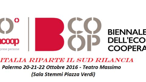 Biennale dell'Economia cooperativa, i 130 anni di Legacoop.Programma dei lavori.