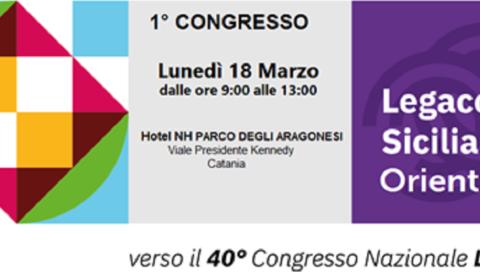 1° Congresso Legacoop Sicilia Orientale